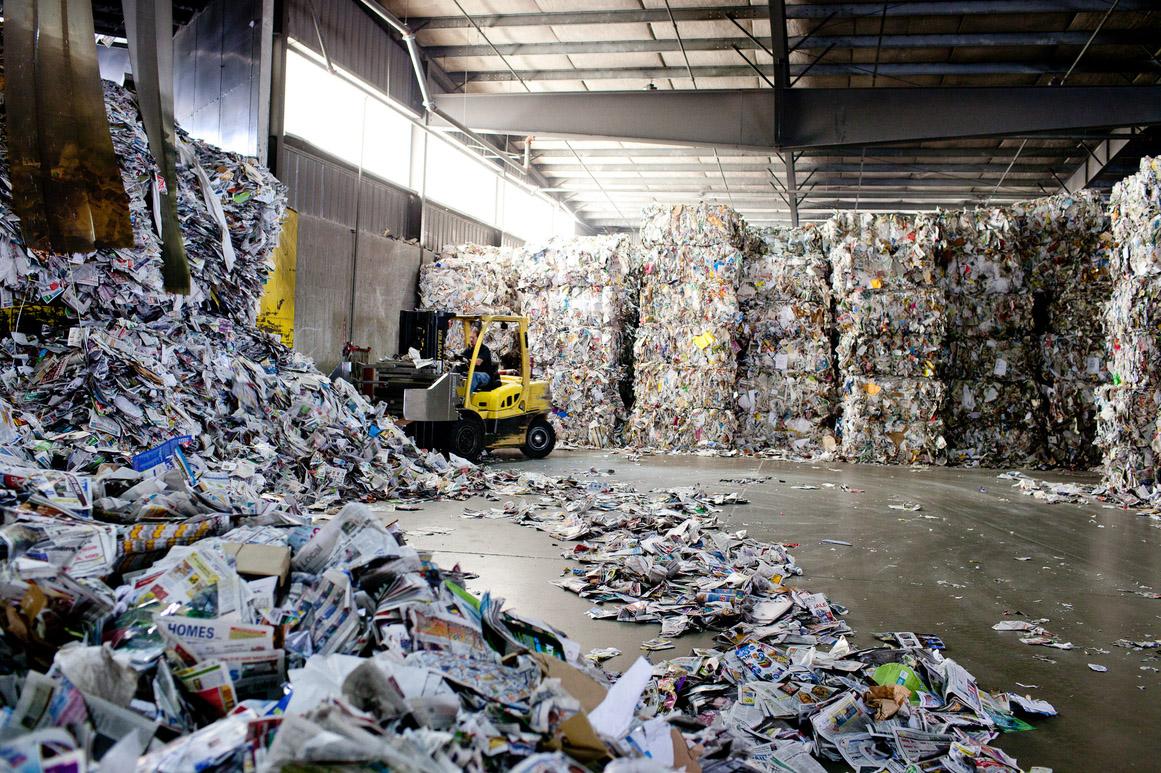 centru reciclare hartie bucuresti